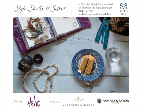 Style, Skills & Silver with Hiho Silver Workshop – Why Me?!
