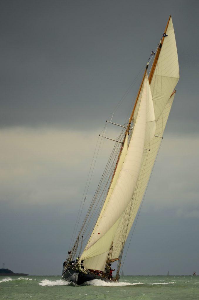 Tall Ships by Rachel Bragg